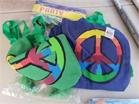Peace Party Supllies *new*