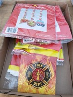 Fire Department Party Supplies