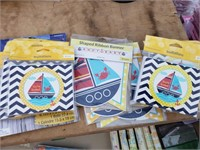 Sailboat Party Supplies *new*