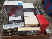 Christmas Box Lot #9  Primarily Mercury Glass
