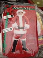 Kid's Santa Suit