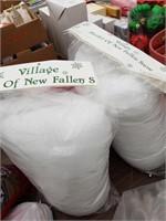 Village Snow- 2 bags