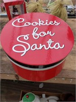 Cookies for Santa Container with Mug