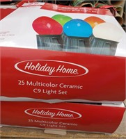 2 Boxes of Multi Color Lights