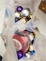 Bag of Misc Ornaments