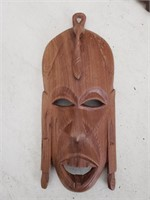 Decorative Mask Wall Art