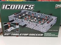 Table Top Soccer New in Box