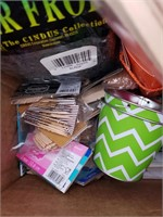 Box full of NEW Gift Bags, Boxes, Fillers, More