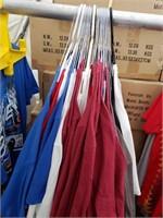 Lot of Nascar Shirts