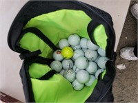 Golfballs and Golf Tees