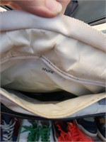 Lululemon Gym Bag- Lots of pockets and zippers