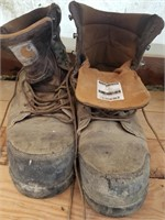 Men's Carhart Boots size 10.5