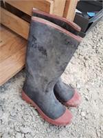 Men's Rubber Boots size 10