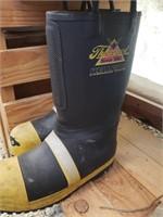 Thorogood Hellfire Boots size 10