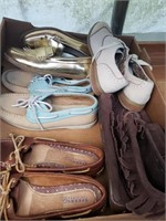 Lot of Loafers /Shoes. Various sizes.