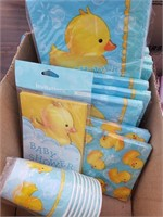 Rubber Ducky Baby Shower Lot