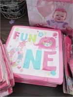 Fun to be One Birthday Party Supplies