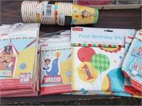 Fisher Price 1st Birthday Lot