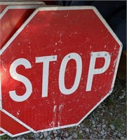 1 Stop Sign