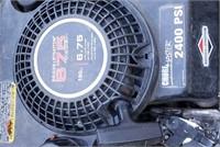 Chore Master 2400 psi pressure Washer (untested)