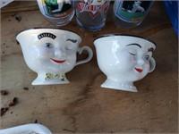 2 baileys cups