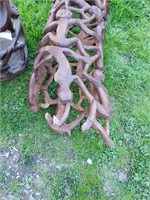 Unique Wooden Art (broken)