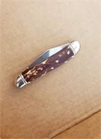 Pocket Knife - Wood Colored