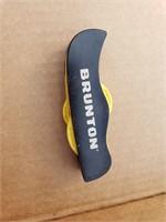 Brunton Pocket Knife
