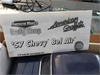 Die Cast 57' Chevy Bel-Air Model