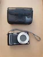 Lumix Camera and Case