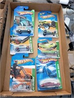 Hot Wheels Lot 4