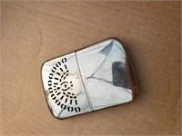 Large metal lighter