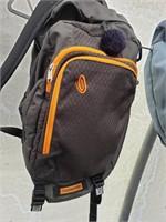 Orange/black Timbuk2  backpack