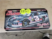 Nascar License Plate Place Holders