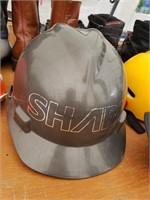 2 hard hats
