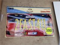 2Fast4U License Plate (100)