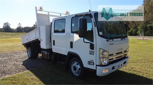 2014 Isuzu NPR 400 Crew Cab Midcoast Trucks - Trucks for Sale
