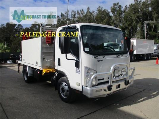 2013 Isuzu NPR 300 Medium Midcoast Trucks - Trucks for Sale