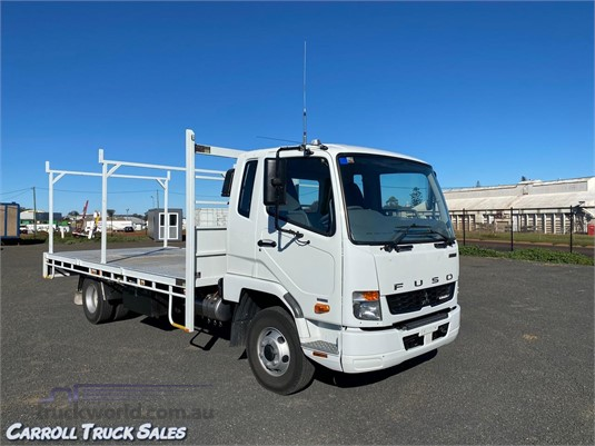 2015 Mitsubishi Fuso FIGHTER FK600 Carroll Truck Sales Queensland  - Trucks for Sale