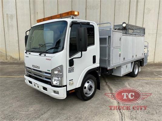 2012 Isuzu NPR 400 Premium Truck City - Trucks for Sale