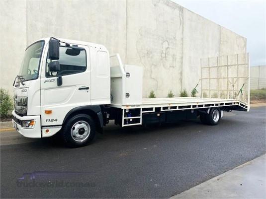 2018 Hino 500 Series 1124 FD - Trucks for Sale