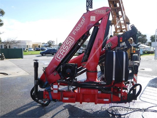 2010 Fassi other Raytone Trucks  - Cranes & Tailgates for Sale