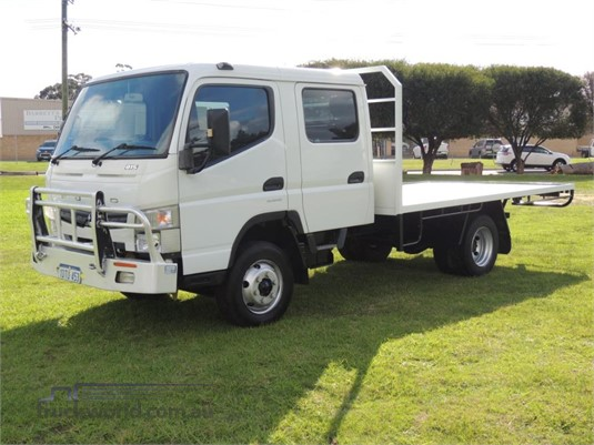 2011 Fuso Canter 815 Crew Cab - Trucks for Sale