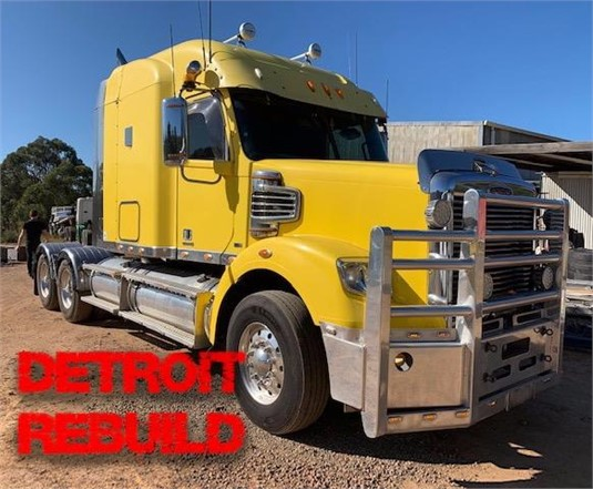 2012 Freightliner Coronado - Trucks for Sale
