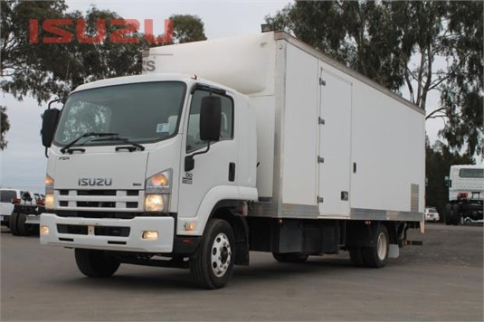 2009 Isuzu FSR 700 Long Used Isuzu Trucks - Trucks for Sale