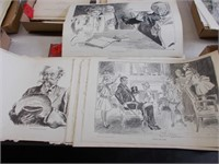 Assorted Prints Life Magazine 1905