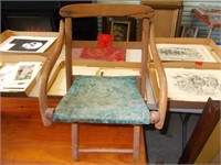 Folding Childs Chair