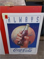 Siempre Coke Poster