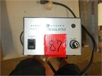 Re3gulated Power Supply