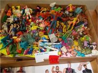Spiderman & Misc. Toys